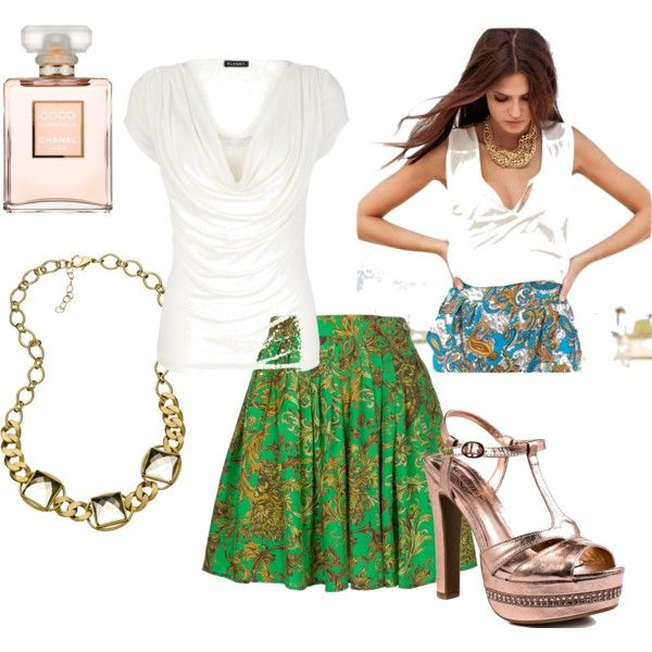 Youthful fun outfit., created by karena-woods on Polyvore