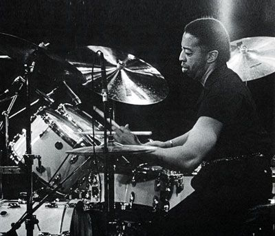 Widely regarded as one of the most important and influential jazz drummers to come to prominence in the 1960s, Williams first gained fame in the band of trumpeter Miles Davis and was a pioneer of jazz fusion.  Williams was born in Chicago and grew up in Boston.