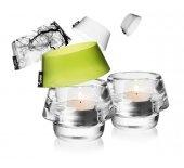 Menu Shadow Tea Lights, Set of 2