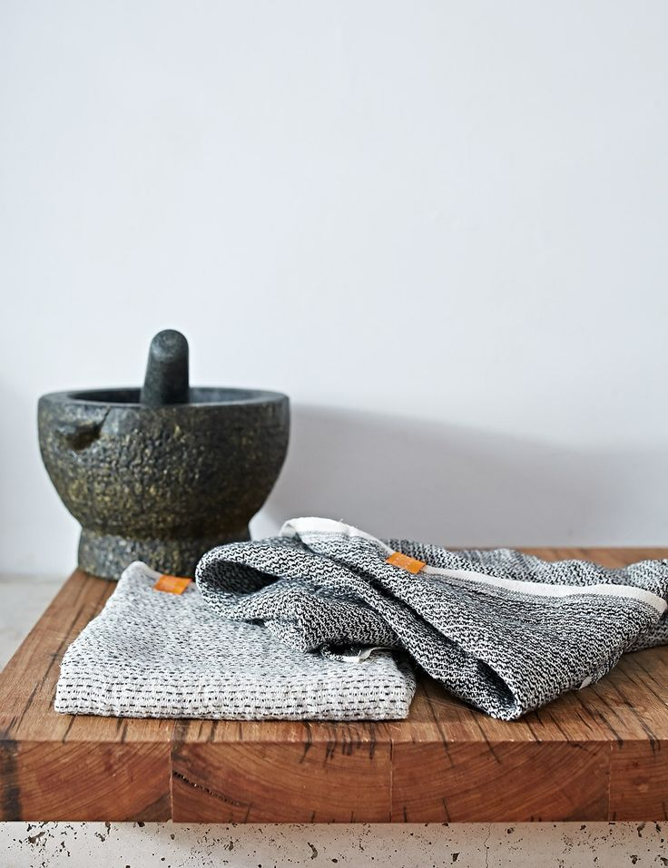 Abode Living - Dining & Kitchen - Tea Towels - Ausra Tea Towel - Abode Living