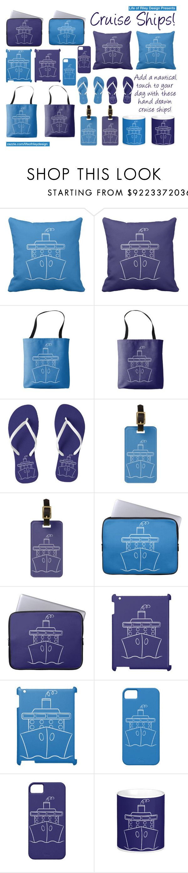 """""""Cruise Ships!"""" by lifeofrileydesign on Polyvore"""