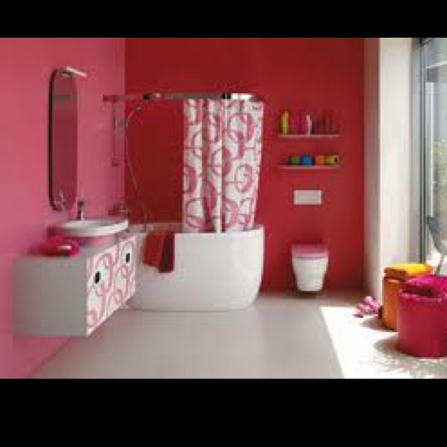 More of the perfect Barbie house for me  Kid BathroomsBathrooms DecorBathroom. 1000  images about Bathrooms on Pinterest   Barbie house