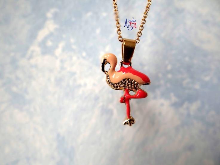 Flamingo. New Look.