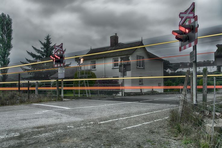 Level Crossing   by Cliff-Spittle
