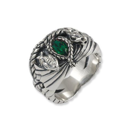 Herr der Ringe Schmuck by Schumann Design Barahirs Aragon Ring 925 Sterling Silber Rg 50 3002-050 | Your #1 Source for Jewelry and Accessori...