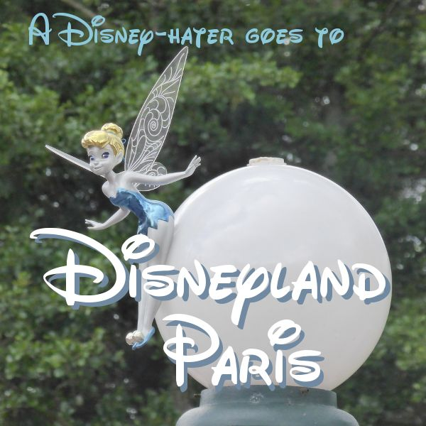 Last week I went camping in northern France with my sister and we had to go to Disneyland Paris. This was not my choice or indeed my preference. I first went to Disneyland Paris on a school trip in the summer of 2000 when it was a novelty and also when Disney-mania was not quite… More A Disney-hater's day at Disneyland Paris