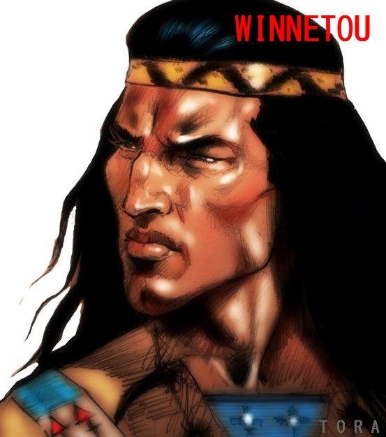 Winnetou mescalero apache