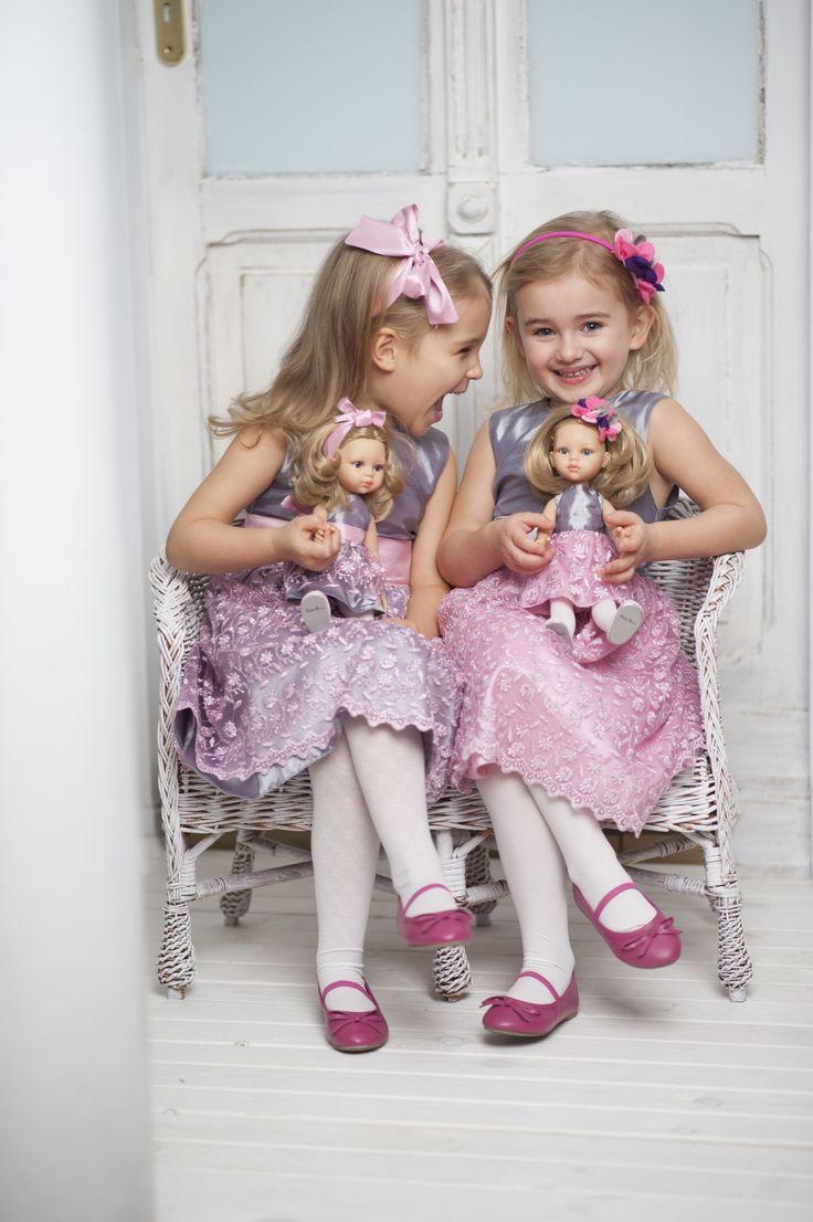 Mejores 34 imágenes de La Lalla dresses en Pinterest | Hijas de mamá ...