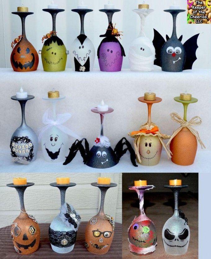 Best 25+ Homemade halloween decorations ideas on Pinterest ...