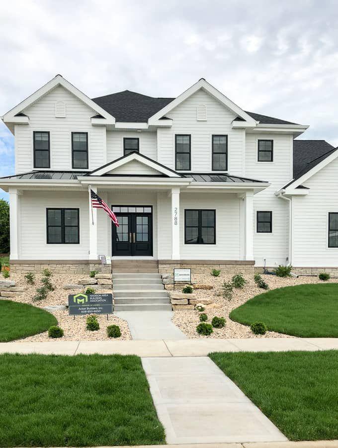 Modern Home Trends I M Loving White Exterior Houses White
