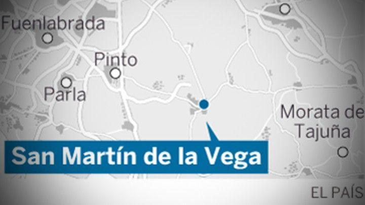 Muere una niña de 12 años tras un coma etílico. Manipula la distancia que hay entre el pueblo y el centro de Madrid, expone las explicaciones dadas por el padre sobre su hija.