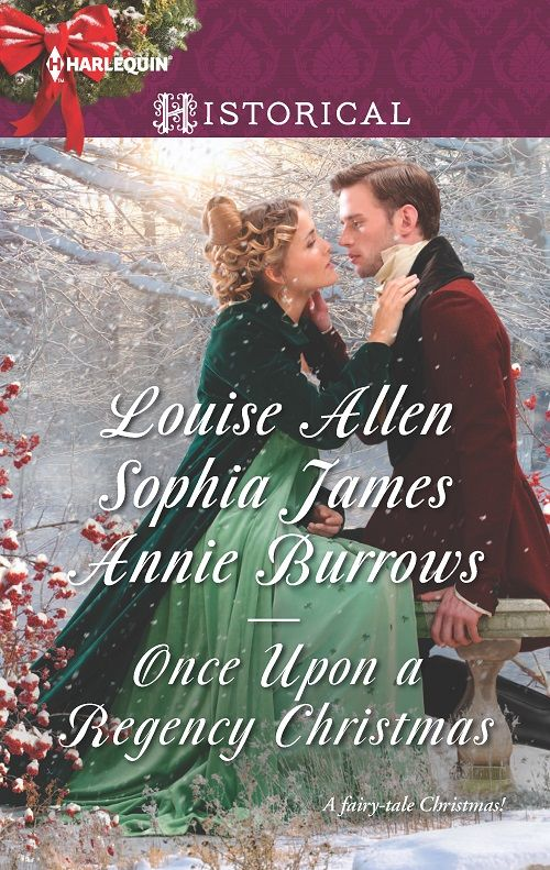 Novella from Annie Burrows in Harlequin Historical anthology from November 2016