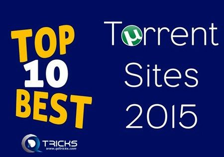 Top & Best Torrenting Sites 2015 Edition.  #bestTorrentingSites #topTorrentingSites #torrentSites