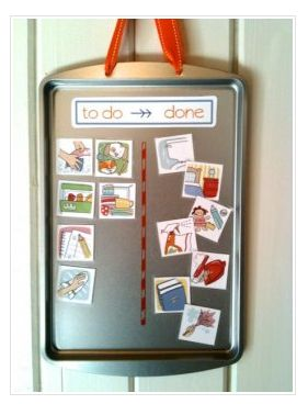 Magnetic Chore Chart                                                                                                                                                                                 More