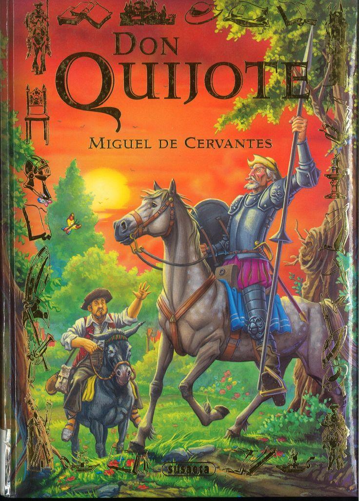 don quijote para jovenes