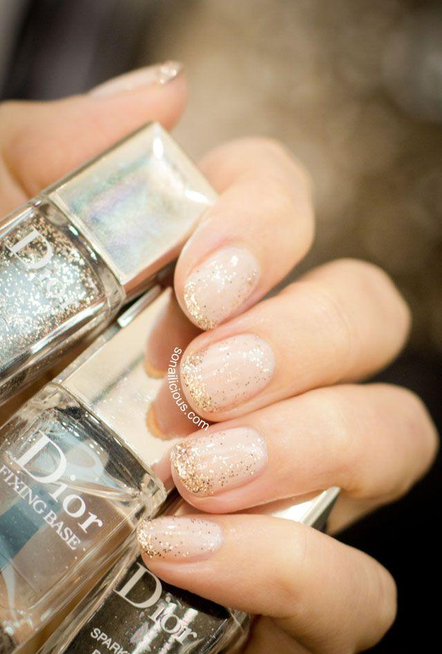 Christian Dior Sparkling Nail Powders - Review