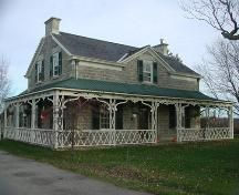 Home of the inventor of basket ball, Mississippi Mills, Ontario