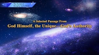 God Himself, the Unique (II) God's Righteous Disposition (Excerpt, Stage Version) | The Church of Almighty God    #Truths #gospel #words #Life  #Lordsword #Salvation #bible #Quote #Jesuschrist