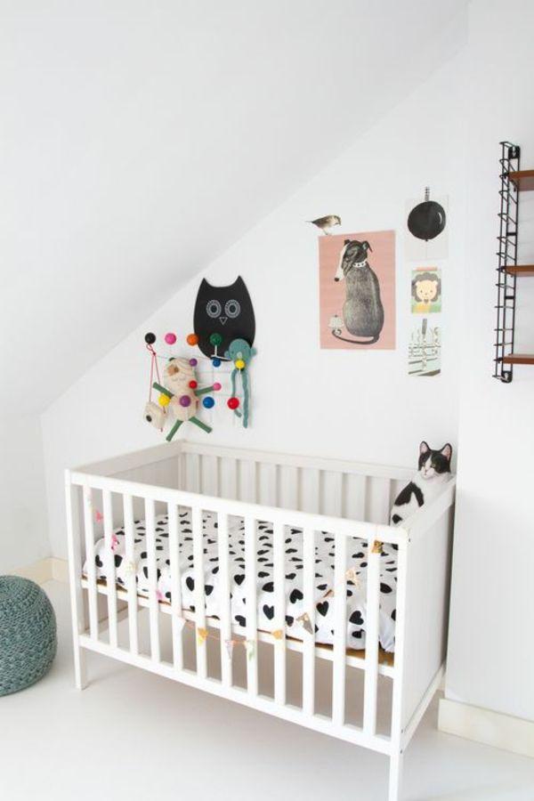 Fabulous Babyzimmer ideen gestalten beispiele klein raum