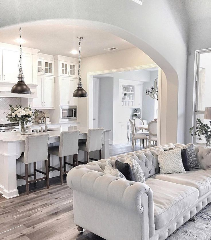 "55k Likes, 269 Comments - Interior Design & Home Decor (@inspire_me_home_decor) on Instagram: ""Erin from @mytexashouse has such an inviting home! """