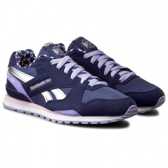 Buty Reebok - GL 3000 AR2004 Blue/Lavender/Pink