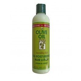 Organic Root Stimulator Olive Oil Hair Lotion 8.5oz Price: £2.50