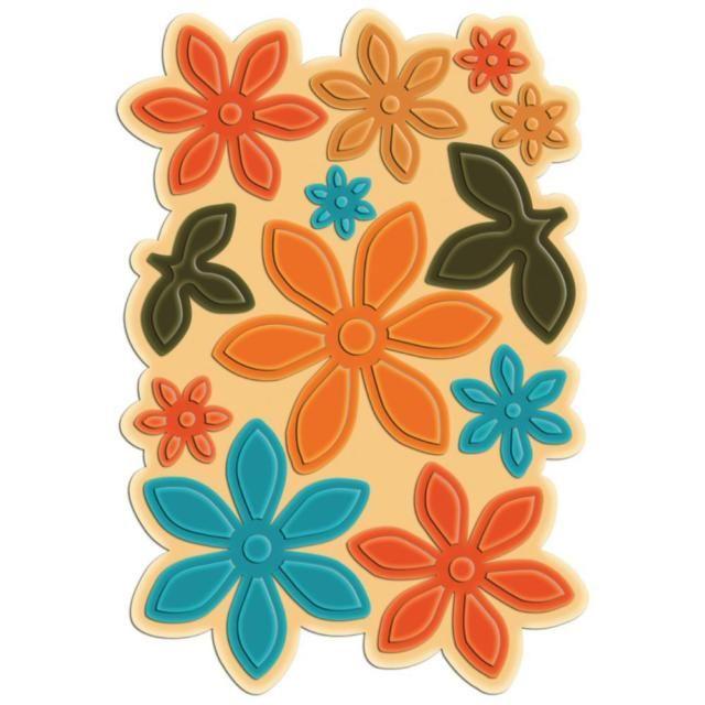 Heartfelt Creations Sun Kissed Fleur Dies HC1-734