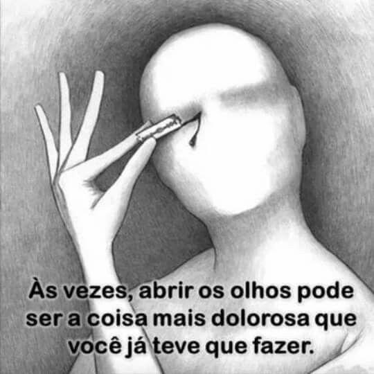 Abrir os olhos