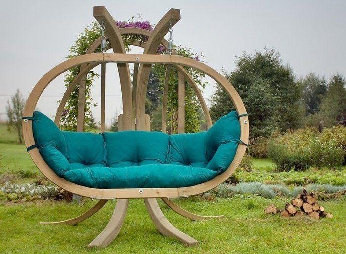 Подвесные кресла — по интерьеру и по душе — Журнал — MyHome