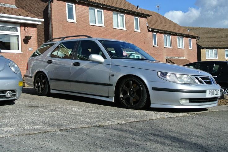 Saab 9 5 Rota Grid Static Cars We Ve Owned