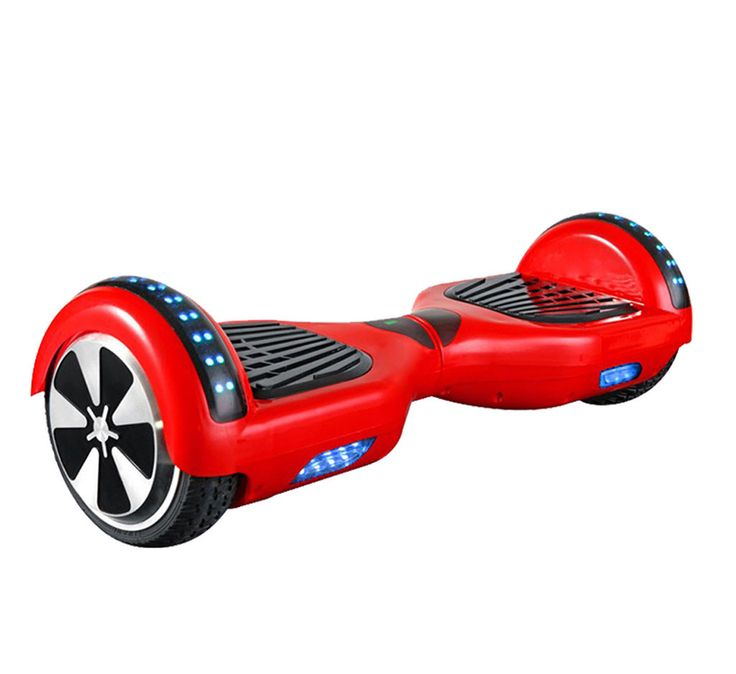 Hoverboard with Bluetooth Lights  www.smart-hoverboards.com