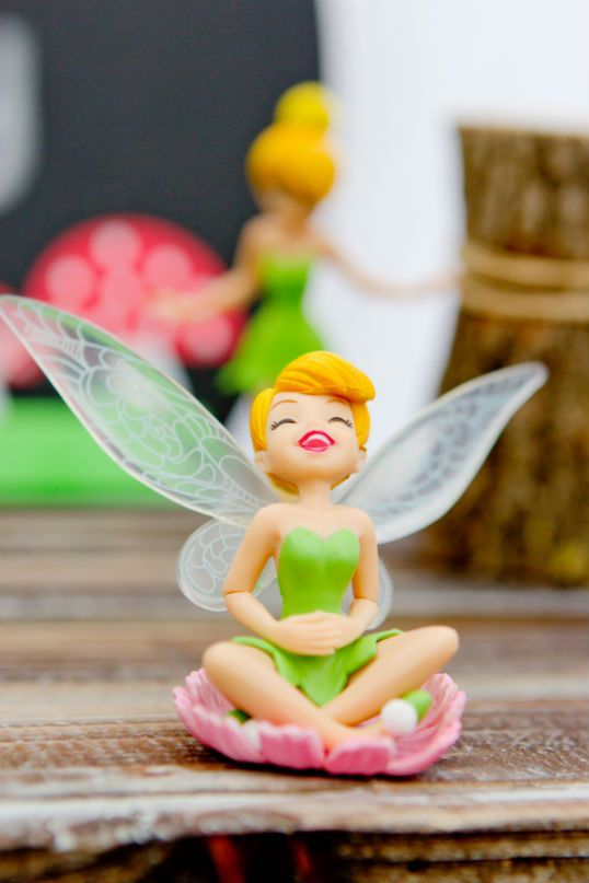 The 25+ best Tinkerbell cake topper ideas on Pinterest ...