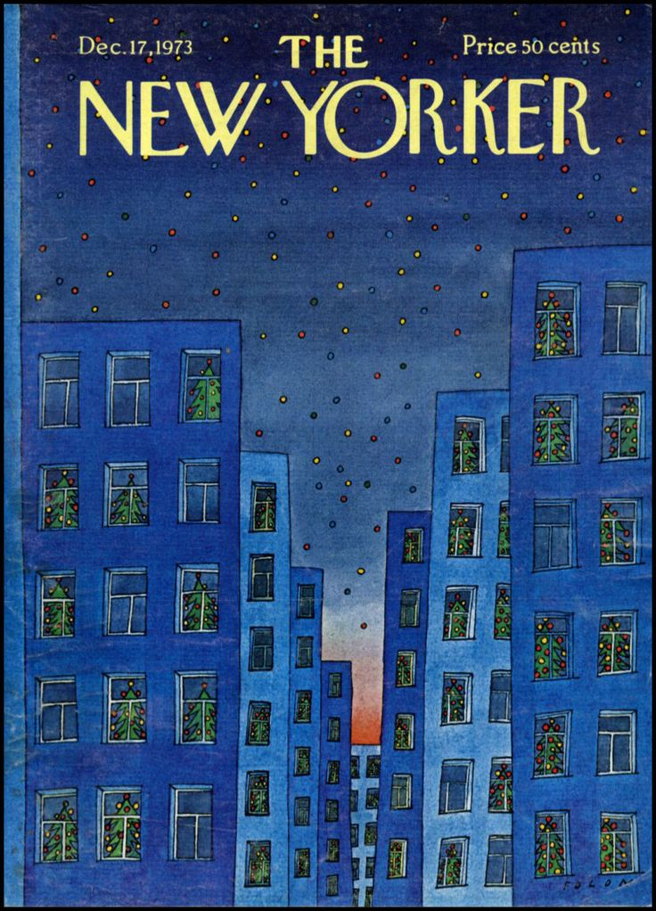 The New Yorker dec 1973