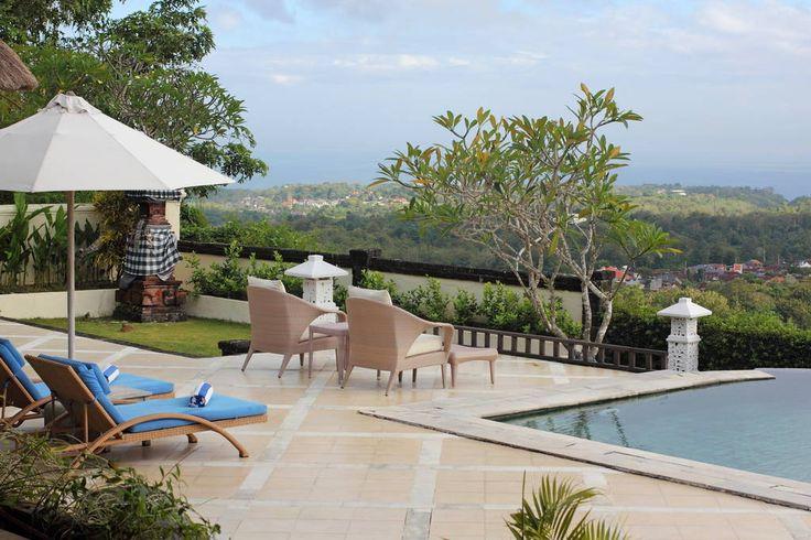 What A View!  Puri Balangan | 4 bedroom | Jimbaran, Bali #infinitypool