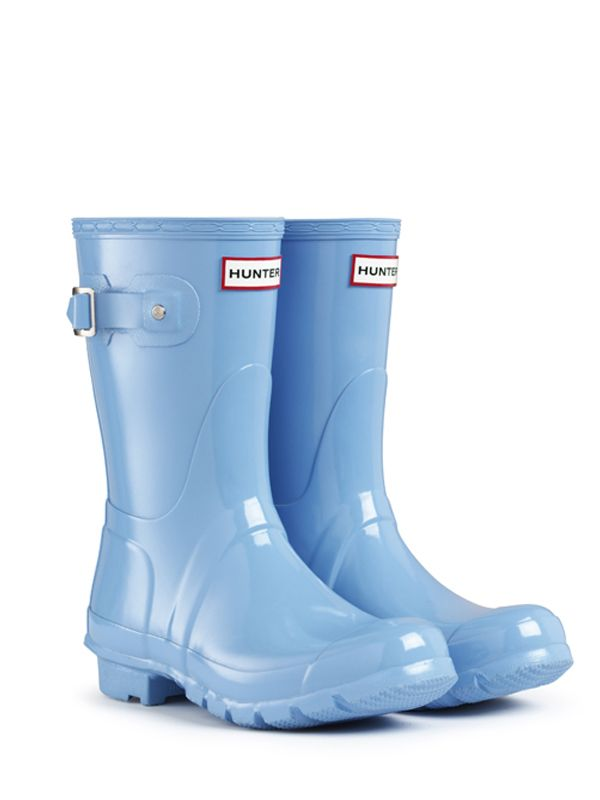 Original Short Gloss Rain Boots   Hunter Boot Ltd - it is so hard to pick...but I keep coming back to this color