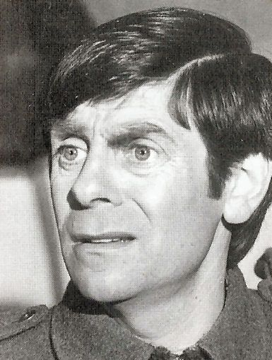 Melvyn Hayes from England