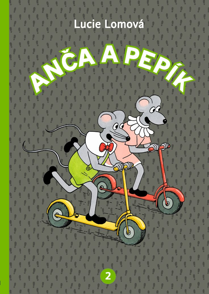 Druhý díl nového vydání Sebraných myšek.