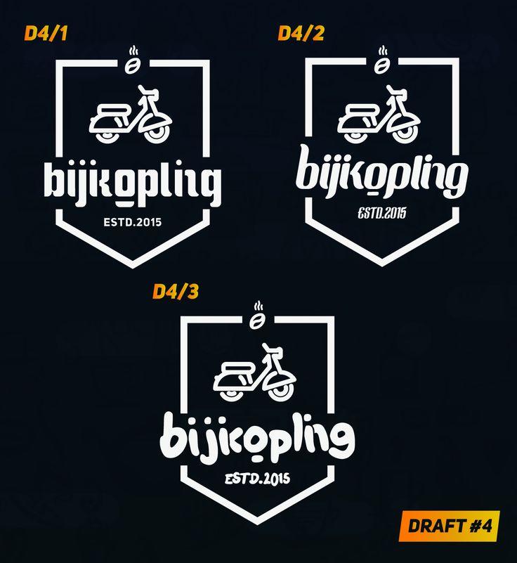 Logo Bijikopling Draft #4