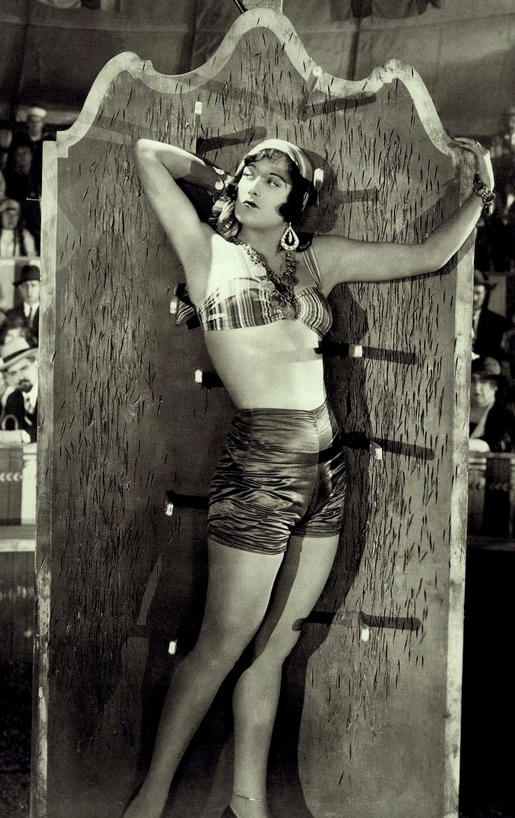 Vintage carnival ride www imgarcade com online image arcade - Joan Crawford In The Lon Chaney Tod Browning Chiller The Unknown