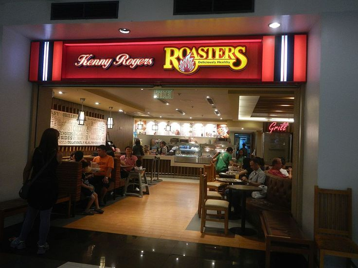 Well Known Fast Food Restaurants