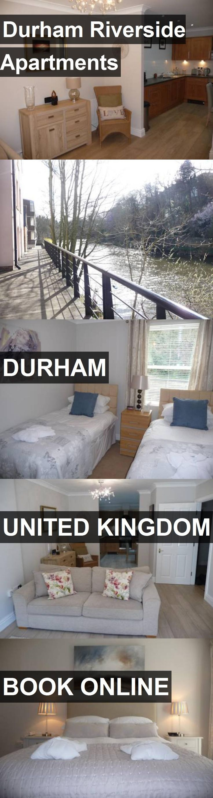 Durham Riverside Apartments in Durham, United Kingdom. For more information, photos, reviews and best prices please follow the link. #UnitedKingdom #Durham #travel #vacation #apartment