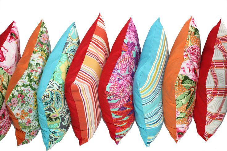 Christmas Gift Ideas! Floral cushions!