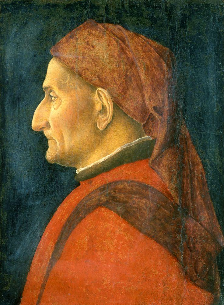 Andrea Mantegna (Isola di Carturo, circa 1431 - Mantua, 1506)  Portrait of an Old Man