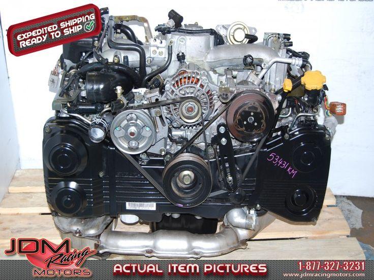 JDM Subaru WRX 02-05 EJ205 AVCS DOHC 2.0L Engine Quad-Cam Turbo Motor.  eBay # 371207295529  Find this item on our website: http://www.jdmracingmotors.com/engine_details/1789   Tags: #JDM, #Subaru, #WRX, #STi, #EJ205, #Engine, #Used, #Swap, #EJ, #AVCS, #Quad, #Cam, #DOHC, #Motor, #Turbo, #Impreza, #2.0L, #2002, #2003, #2004, #2005