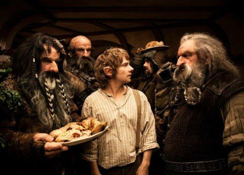 Hobbit pickup lines. Some of these are wonderful.