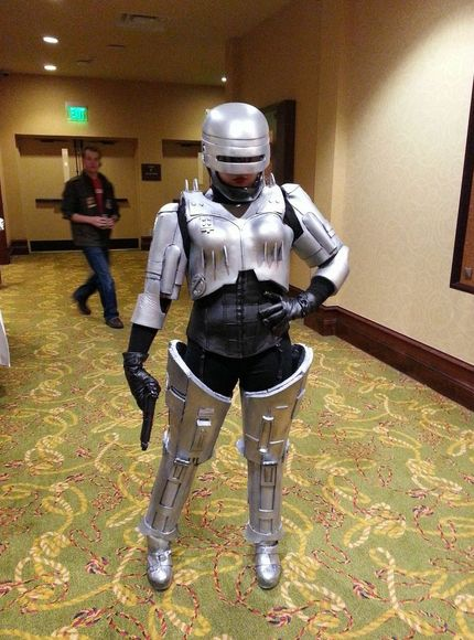 List Of Synonyms And Antonyms Of The Word Robocop Costume