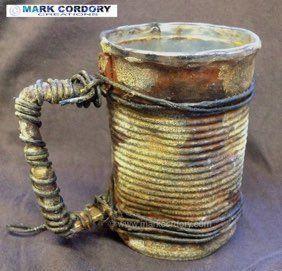 Fallout LARP drinking mug.