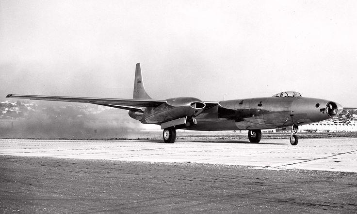 XB-46 Jet Bomber