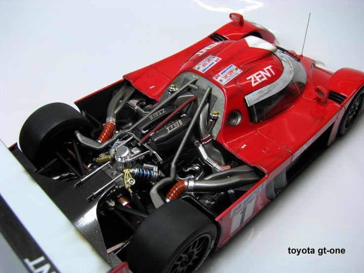 tamiya toyota gt one ts020 1 24 ts020 pinterest toyota. Black Bedroom Furniture Sets. Home Design Ideas