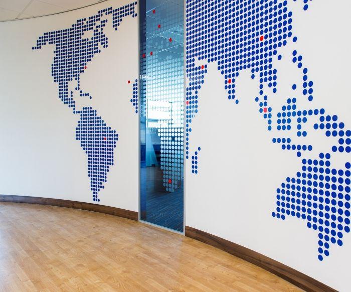 Ark-John-Good-10 office world map wall stiker